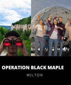 Operation Black Maple